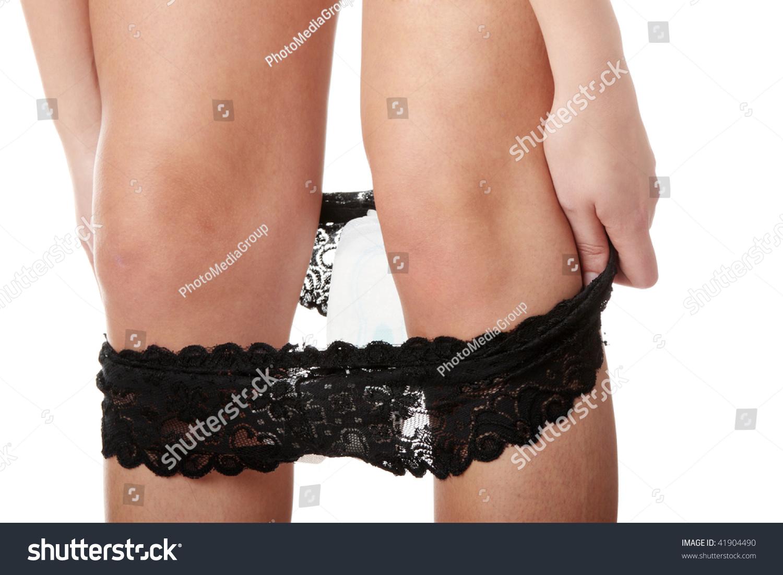 Зачем девушкам прокладки фото