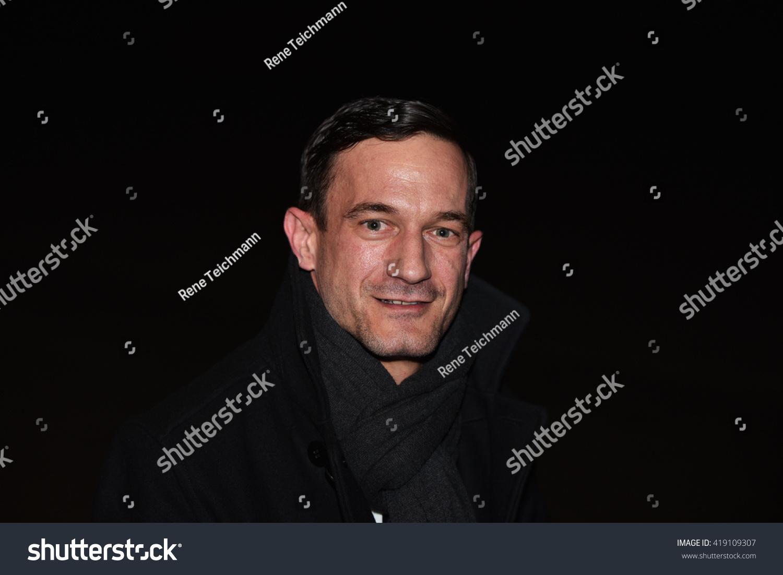 BERLIN - GERMANY - FEBRUARY 12: Soenke Moehring at Movie meets Media ...