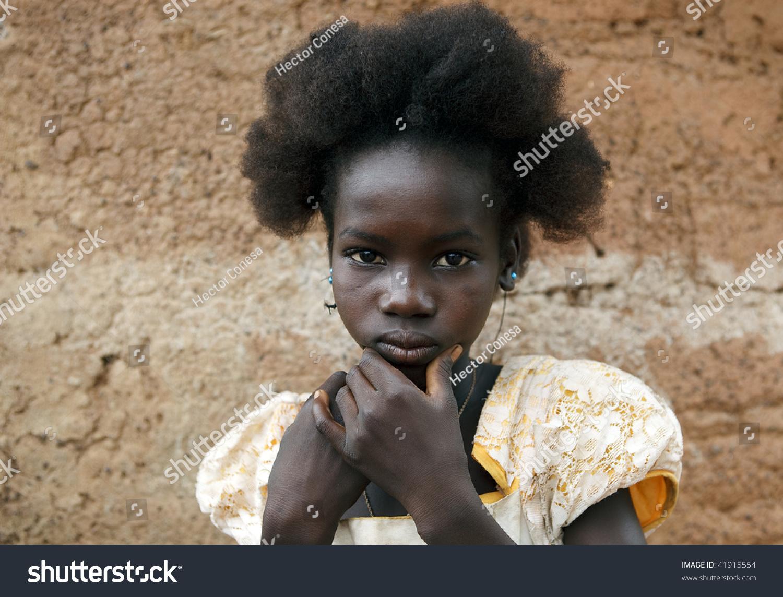 Burkina faso girls