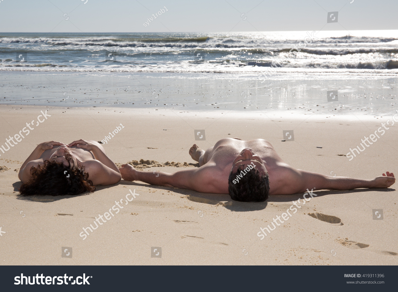 Couple nude beach Beach Movies.