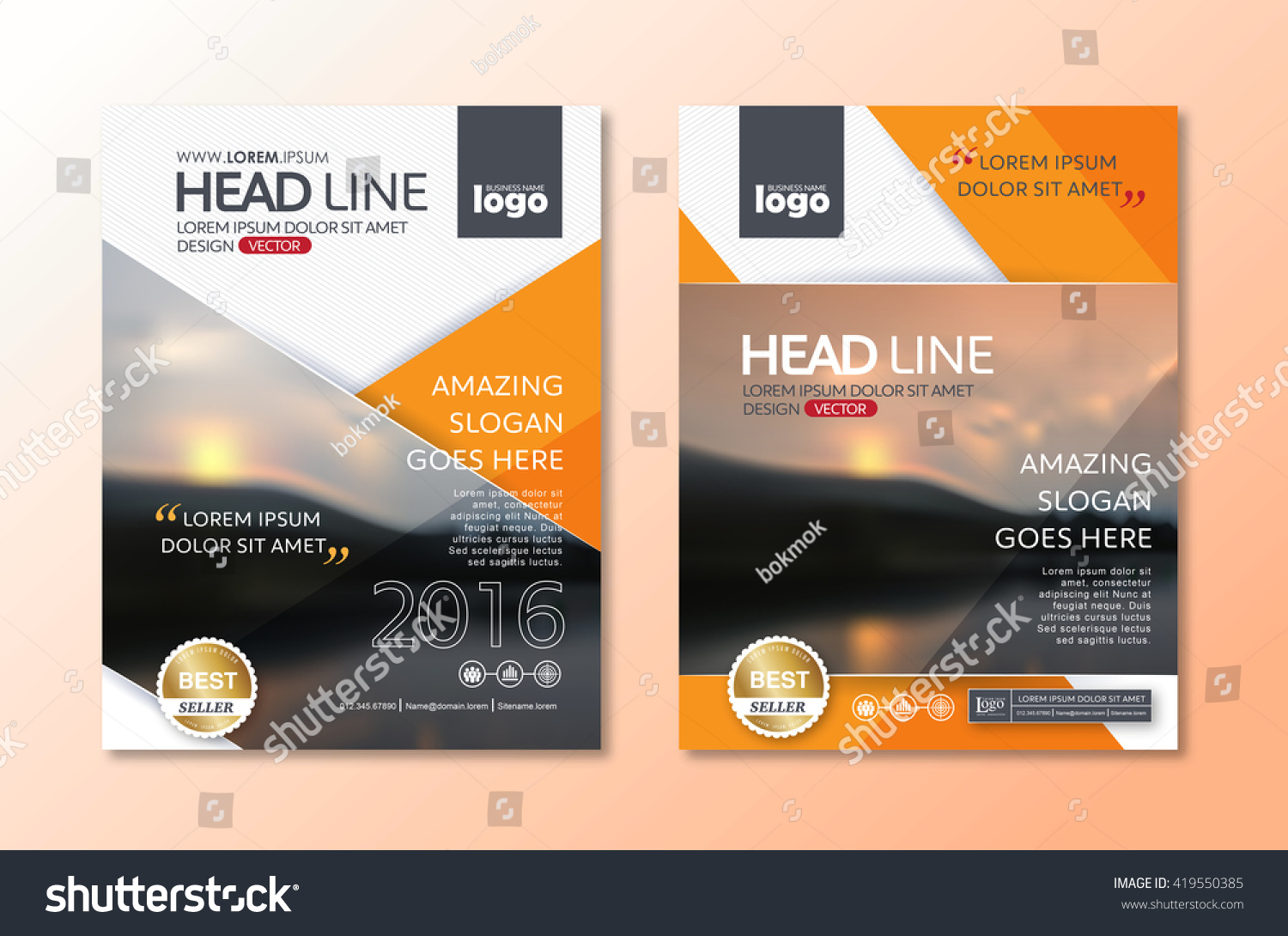 vector brochure flyer design layout template stock vector vector brochure flyer design layout template in a4 size book cover layout design