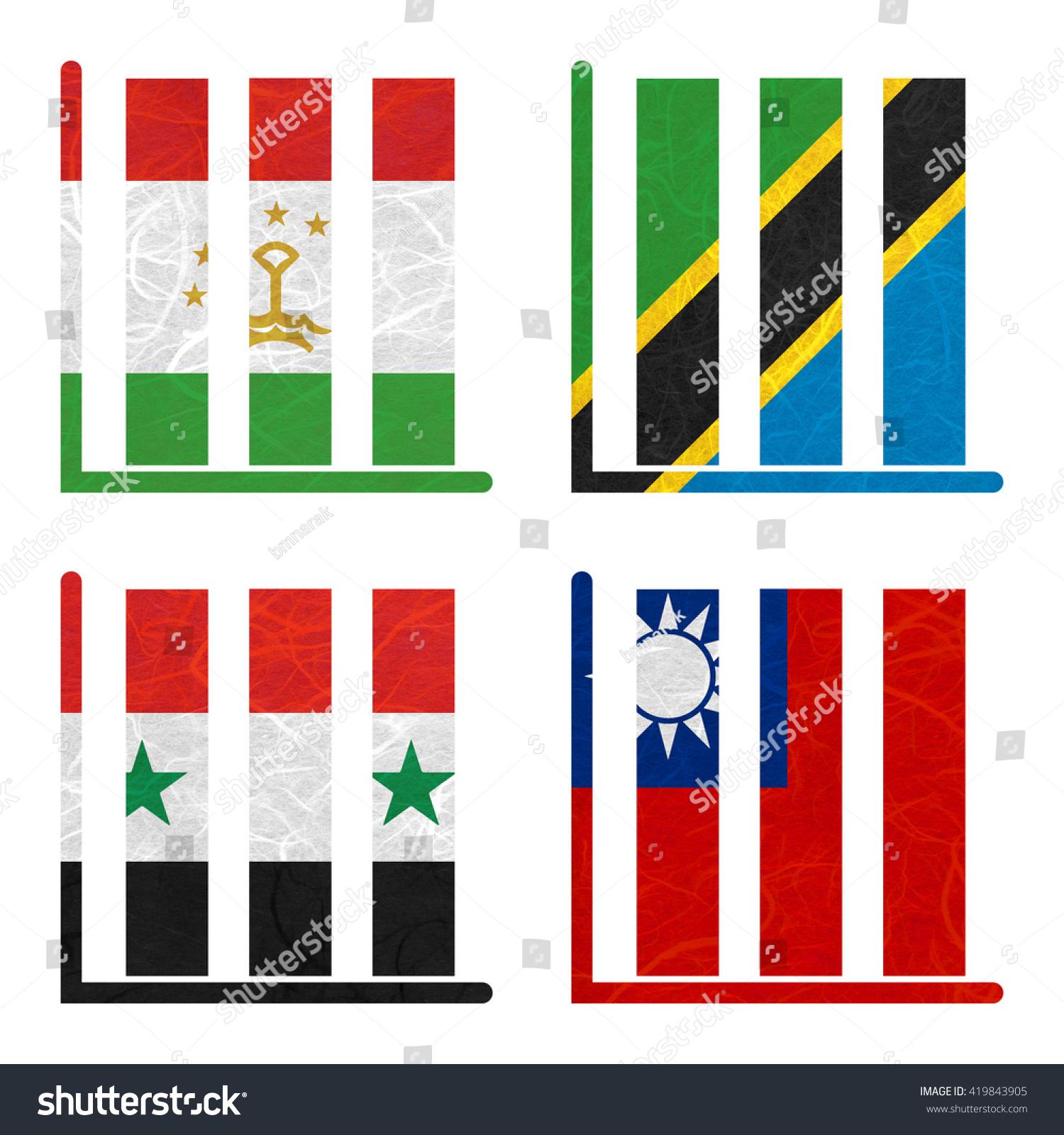 Nation flag bookshelf recycled paper on stock illustration 419843905 book shelf recycled paper on white background syria taiwan buycottarizona Choice Image