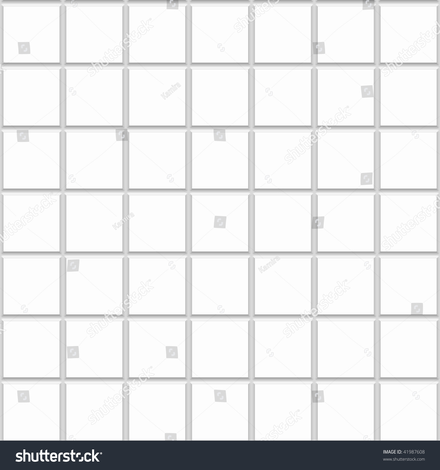 White square seamless ceramic tiles texture stock illustration white square seamless ceramic tiles texture dailygadgetfo Image collections
