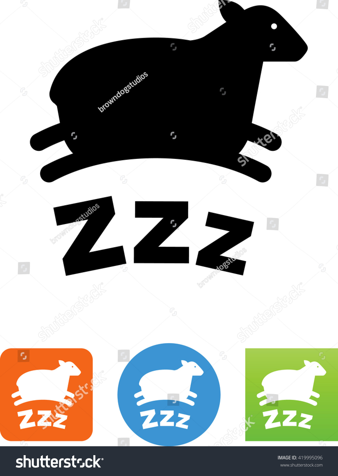 Zzz text symbol choice image symbol and sign ideas jumping sheep zzz symbol stock vector 419995096 shutterstock jumping sheep with zzz symbol buycottarizona choice image buycottarizona Choice Image