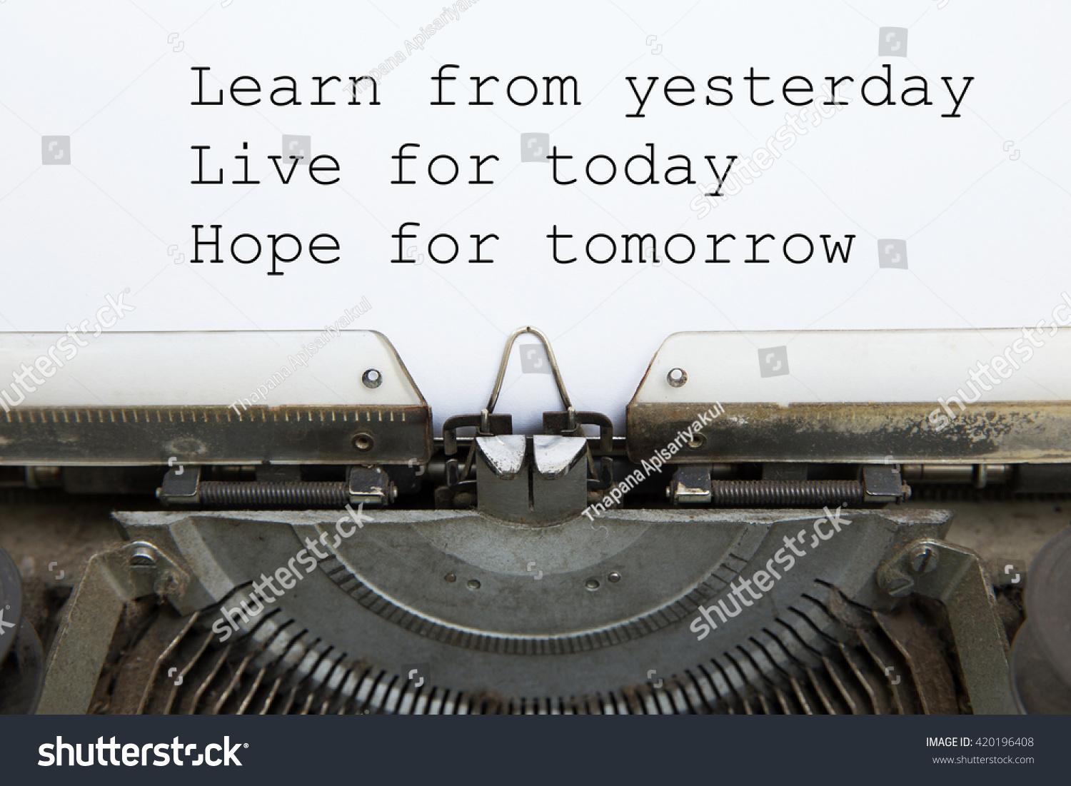 Live only for today and you ruin tomorrow essay writer