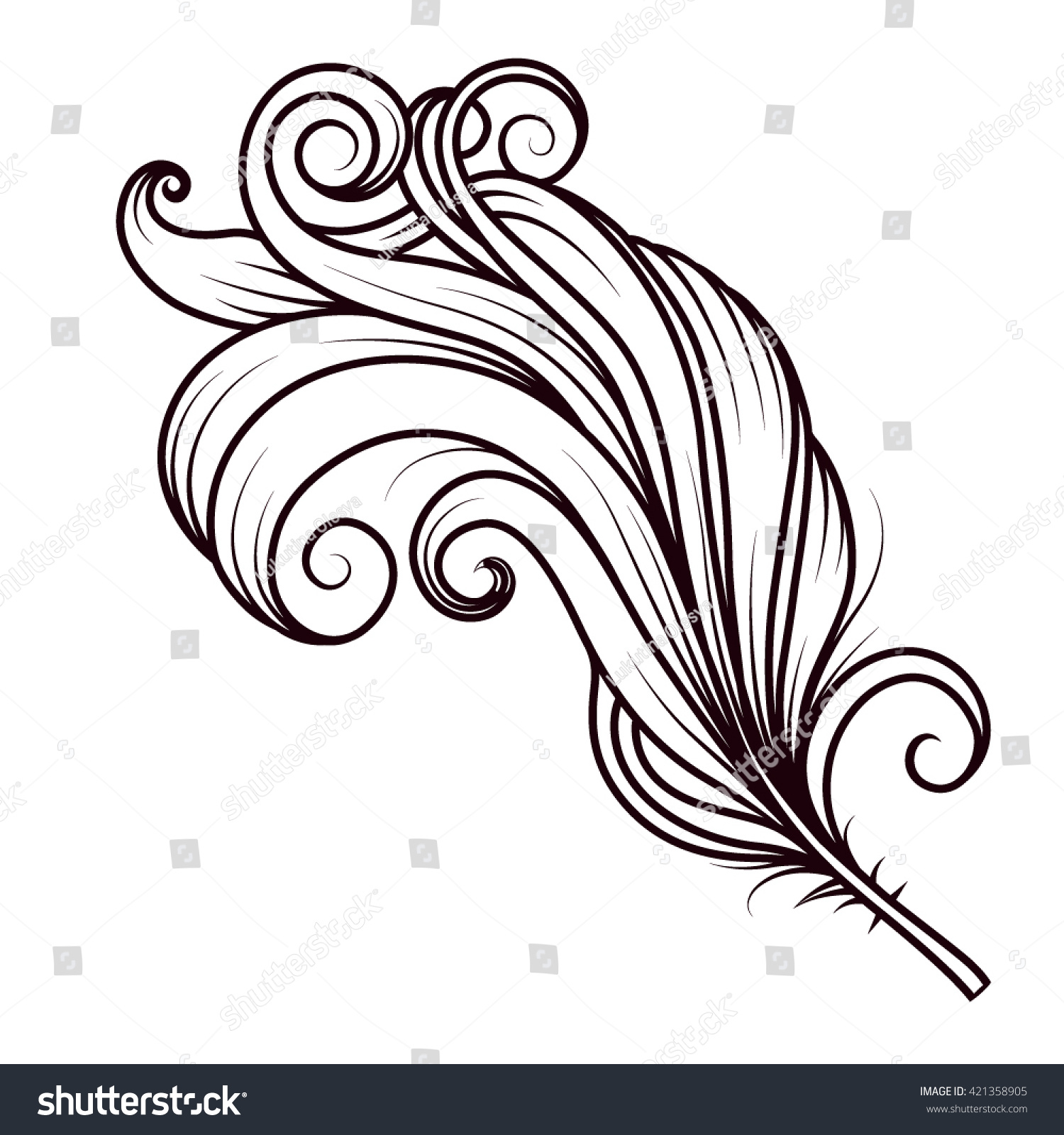 Vector Drawing Lines Html : White decorative lines