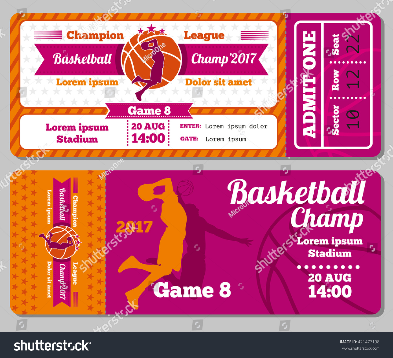 play ticket template – Play Ticket Template