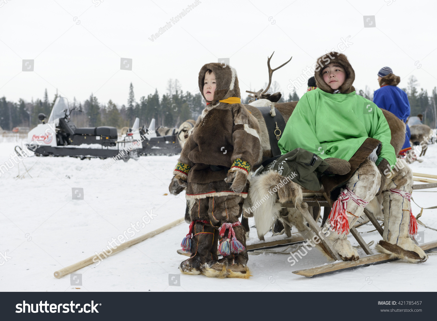 nenets children yamal peninsula - photo #12