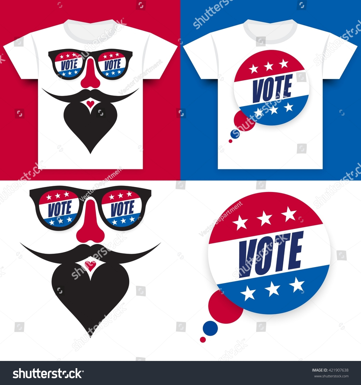 T shirt design vote