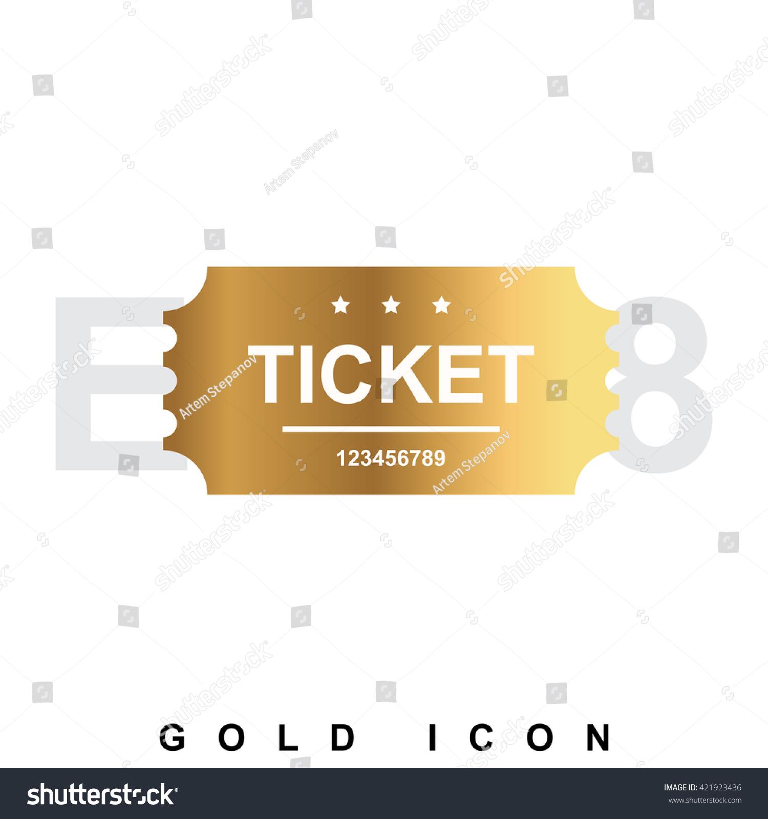 Großartig Druckbare Goldene Ticketvorlage Ideen - Entry Level Resume ...