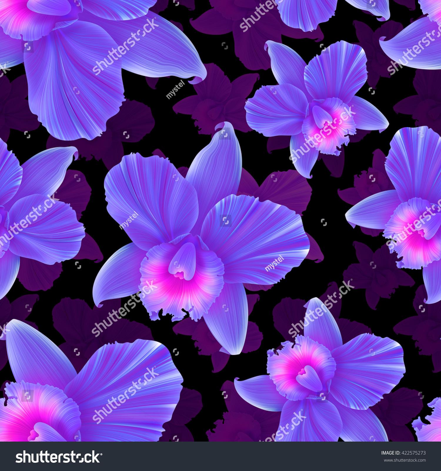 Seamless tropical flower plant pattern background hawaiian id 422575273 izmirmasajfo