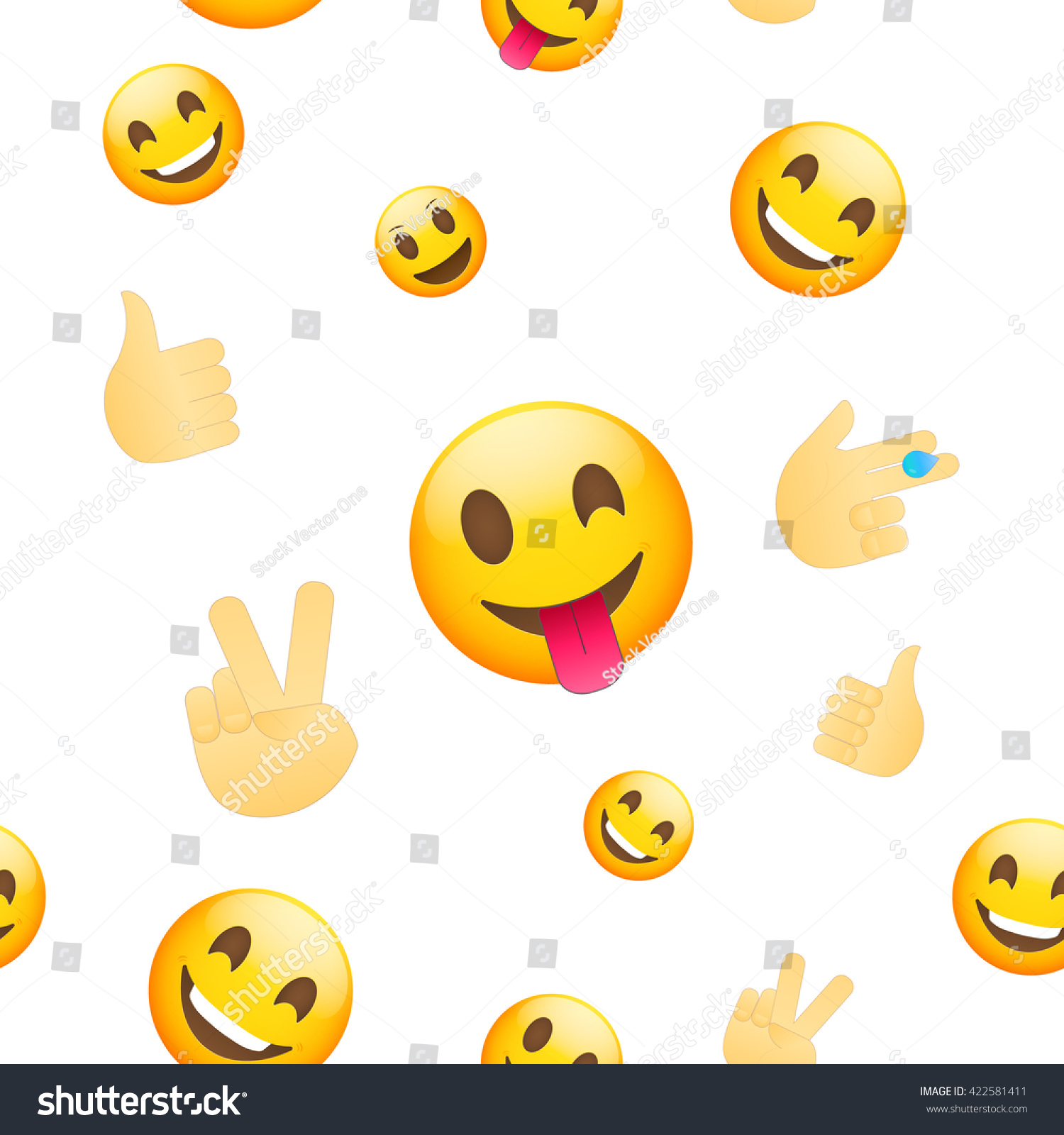 Simple Wallpaper Love Emoji - stock-vector-emoji-wallpaper-emoticons-seamless-pattern-emoji-faces-and-emoji-hand-icons-on-white-background-422581411  HD_662391.jpg