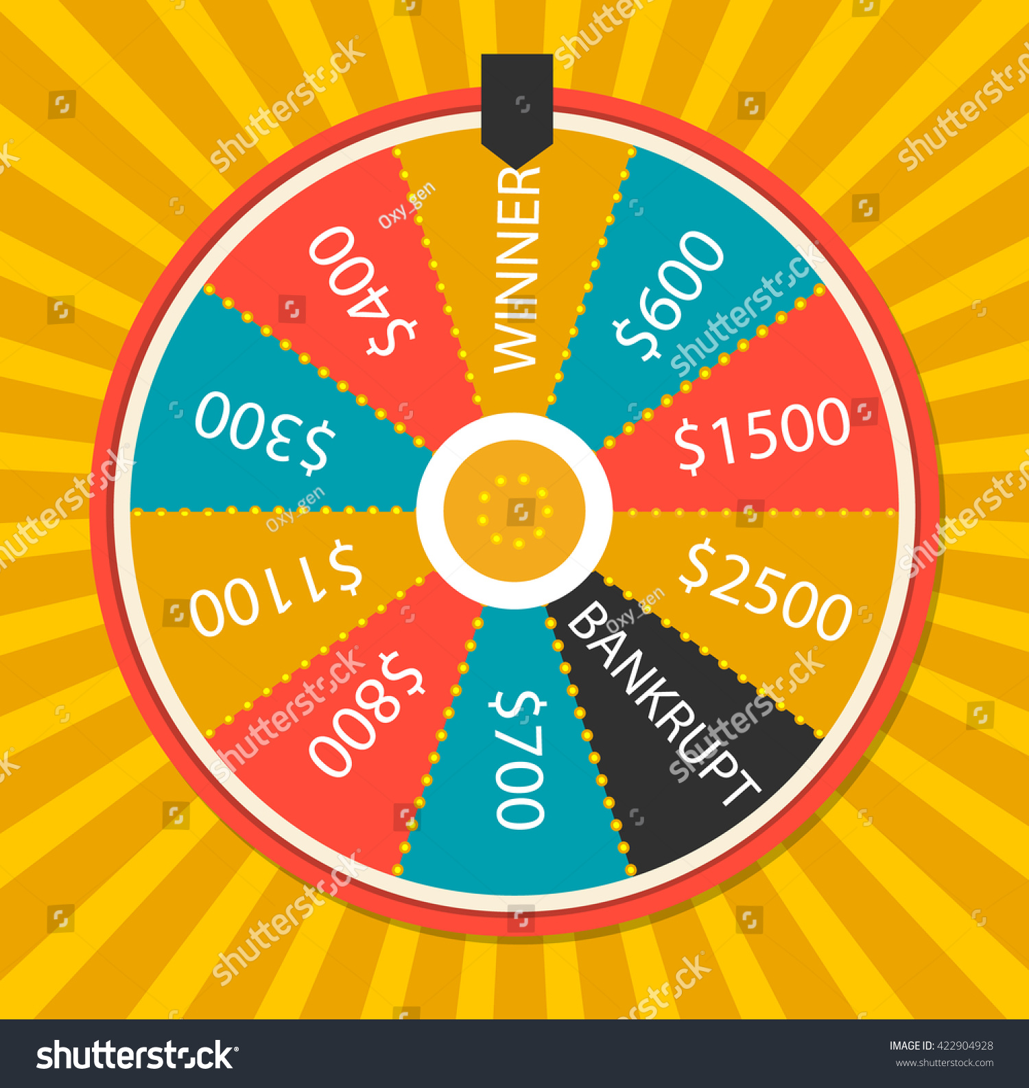 Online image photo editor shutterstock editor for Online wheel of fortune template