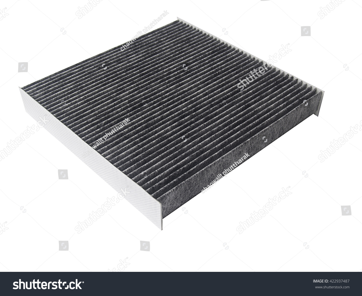 New Carbon Car Air Conditioner Filter Stock Photo (Edit Now) 422937487