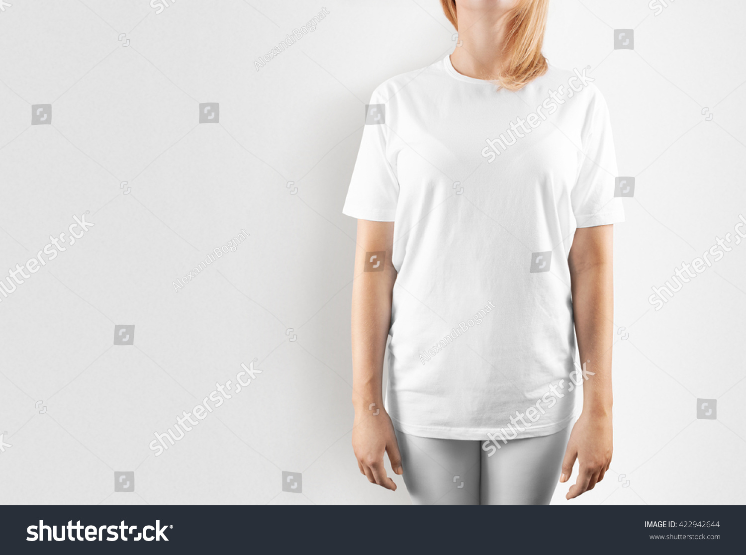 blank white tshirt design mockup isolated stock photo edit now