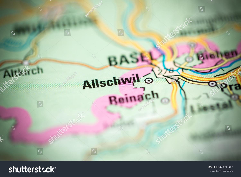 Allschwil Switzerland Stock Photo 423893347 Shutterstock