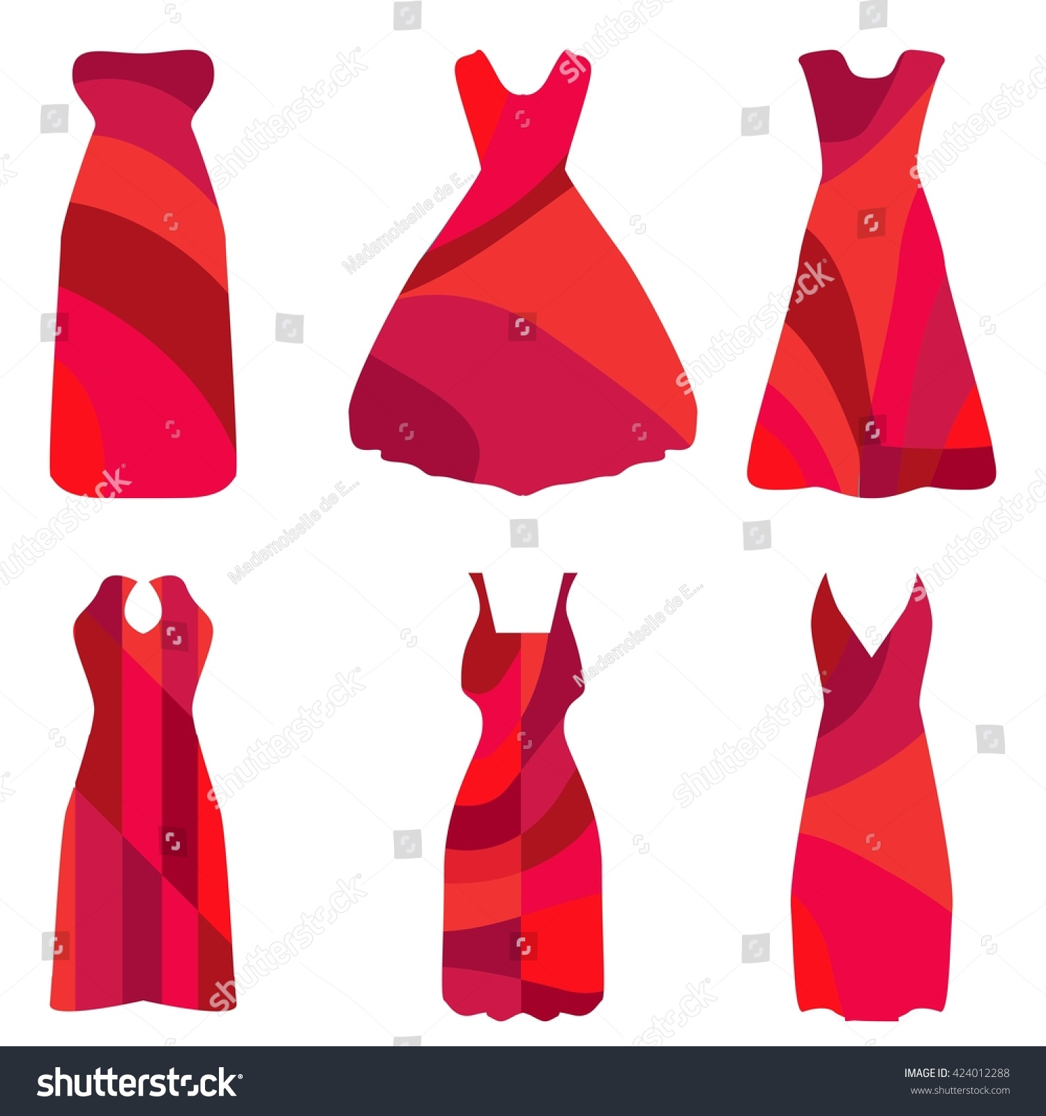 Different Types of Dress Designs