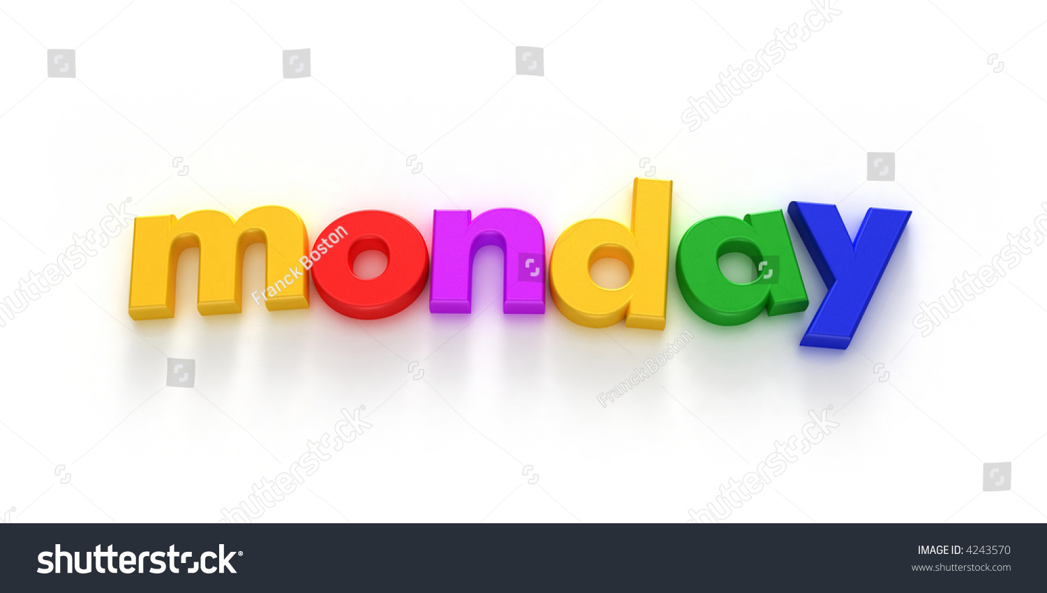Monday Word Monday Word For...