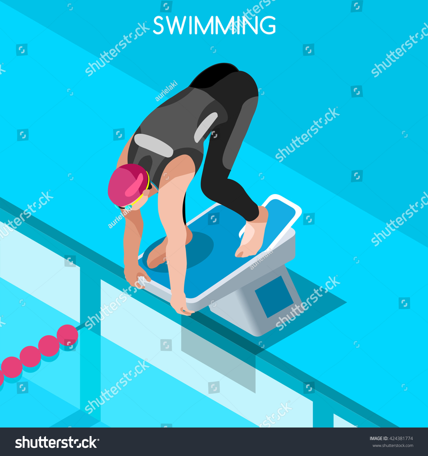 Swimming Images Stock Photos amp Vectors  Shutterstock