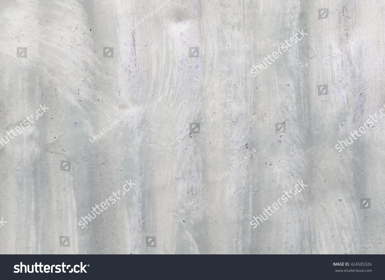 White Sheet Metal : Corrugated sheet metal painted white paint stock photo