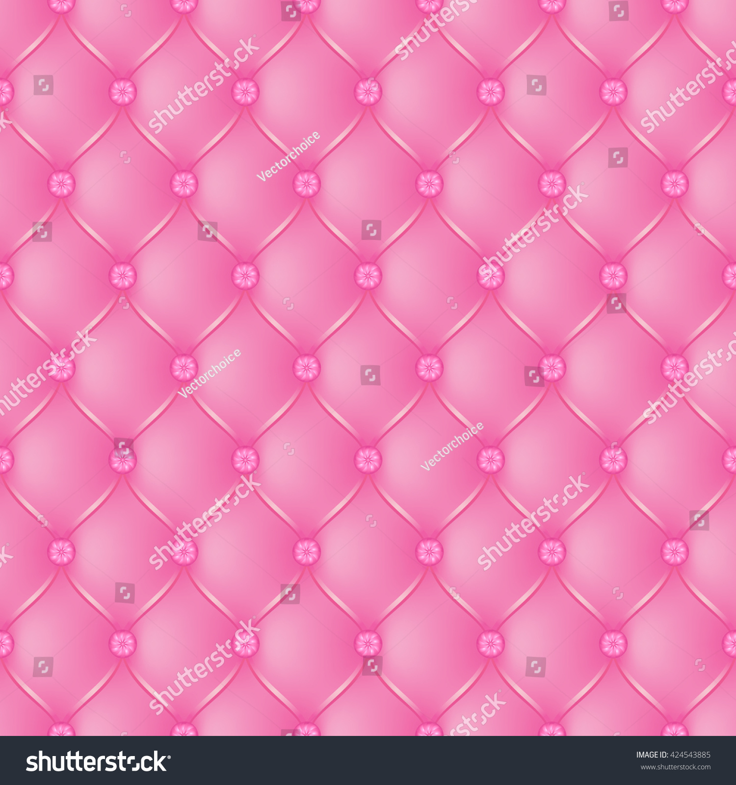 Vector Abstract Upholstery Pink Background Can Stock