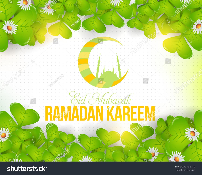 Spring theme multicolored crescent moon symbol stock vector spring theme and multicolored crescent moon symbol ramadan greeting card design arabic eid biocorpaavc Gallery