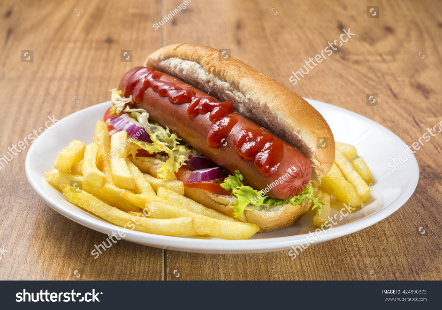 How To Hot Dog Become American Classic