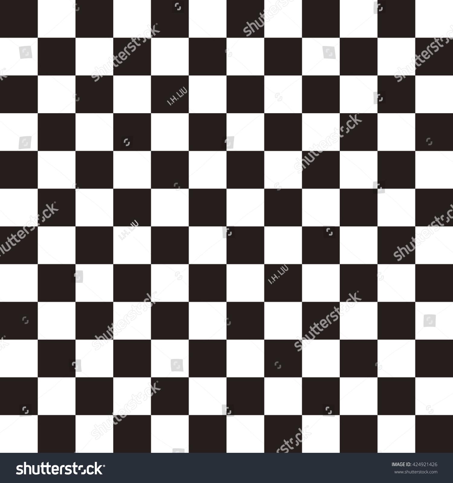 Checkered Design Checkered Design Stock Vector 424921426 Shutterstock