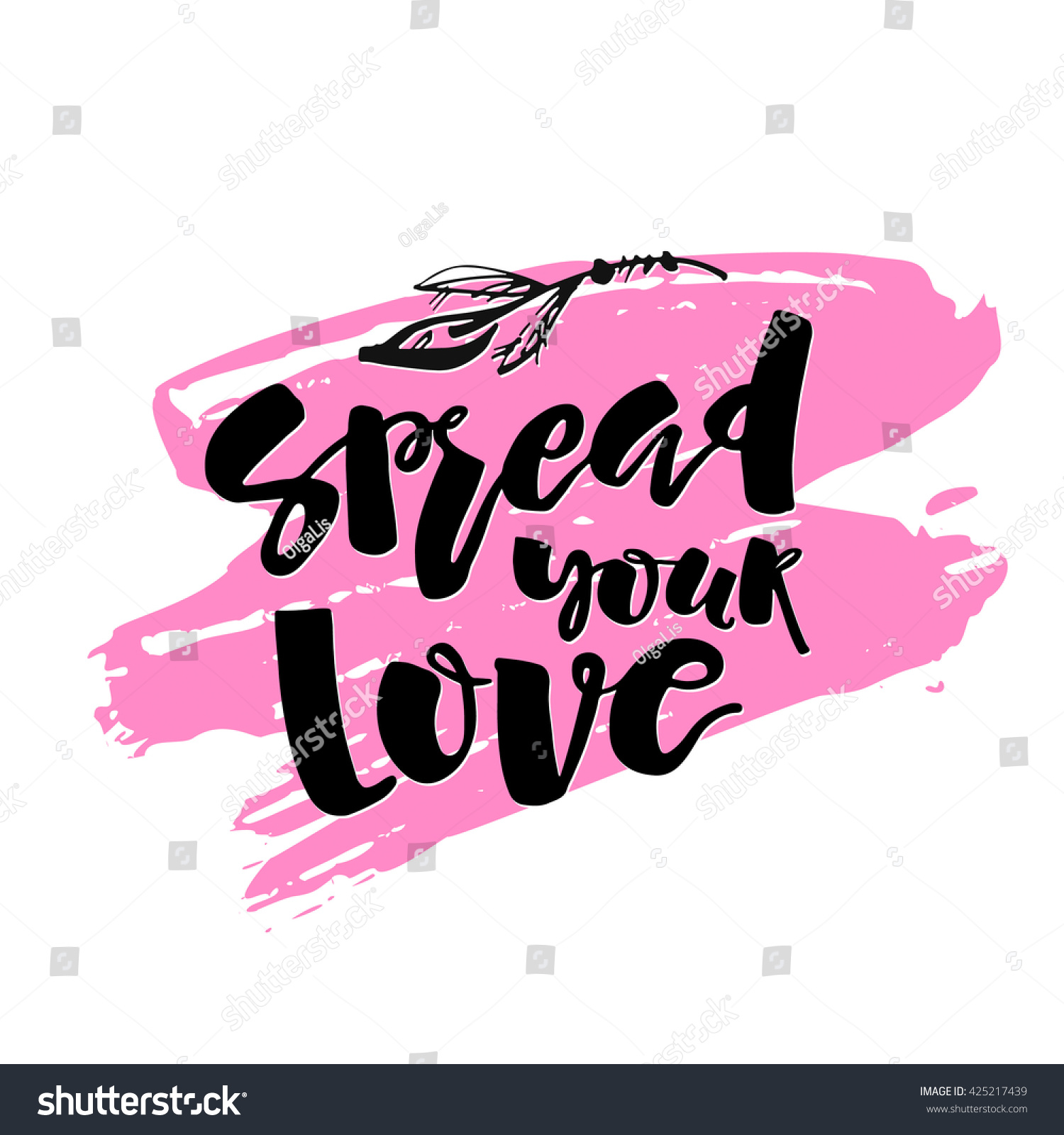 Love charity concept hand lettering motivation stock vector love and charity concept hand lettering motivation poster artistic design for a logo greeting kristyandbryce Choice Image