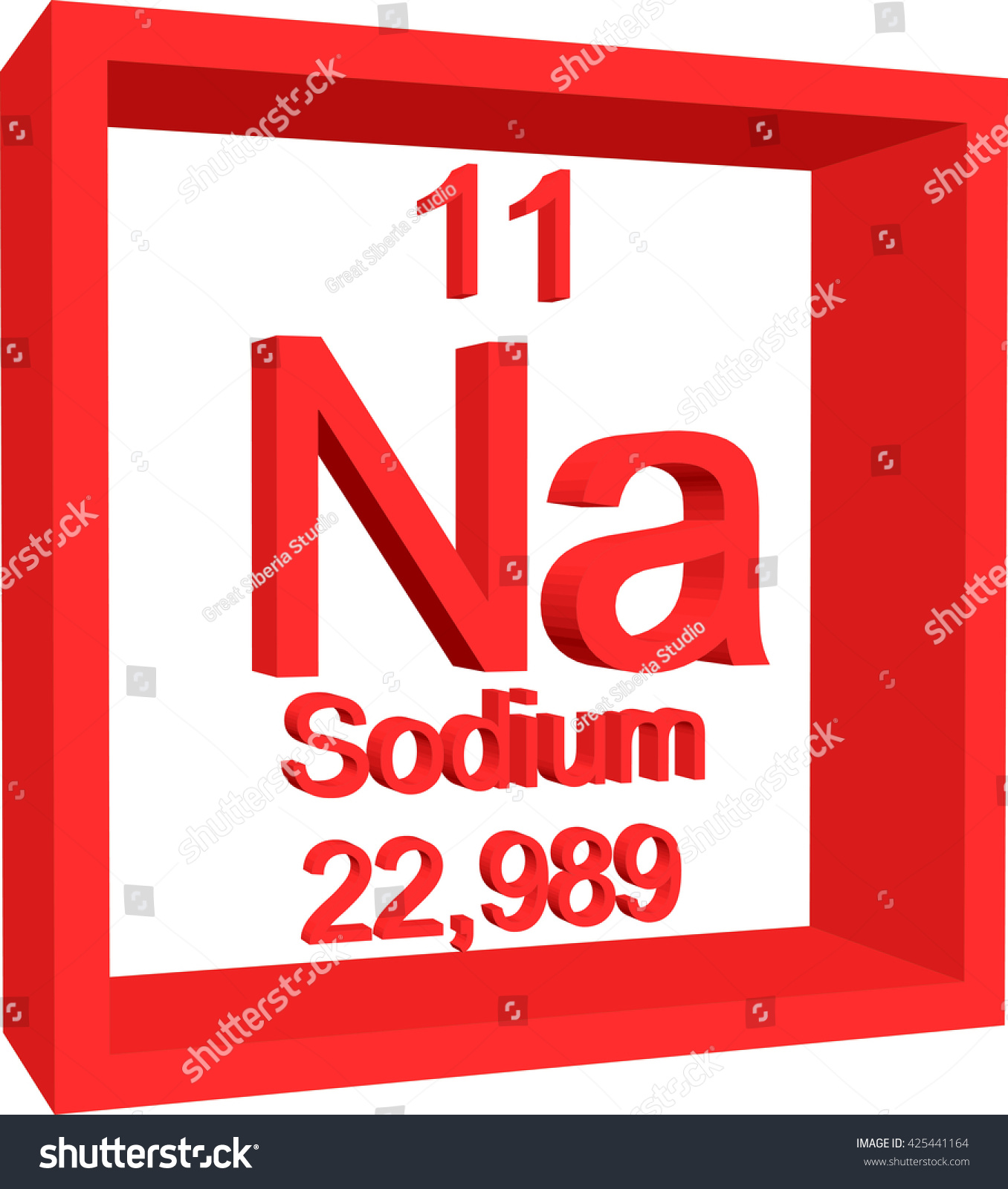 Periodic table elements sodium stock vector 425441164 shutterstock periodic table of elements sodium gamestrikefo Images