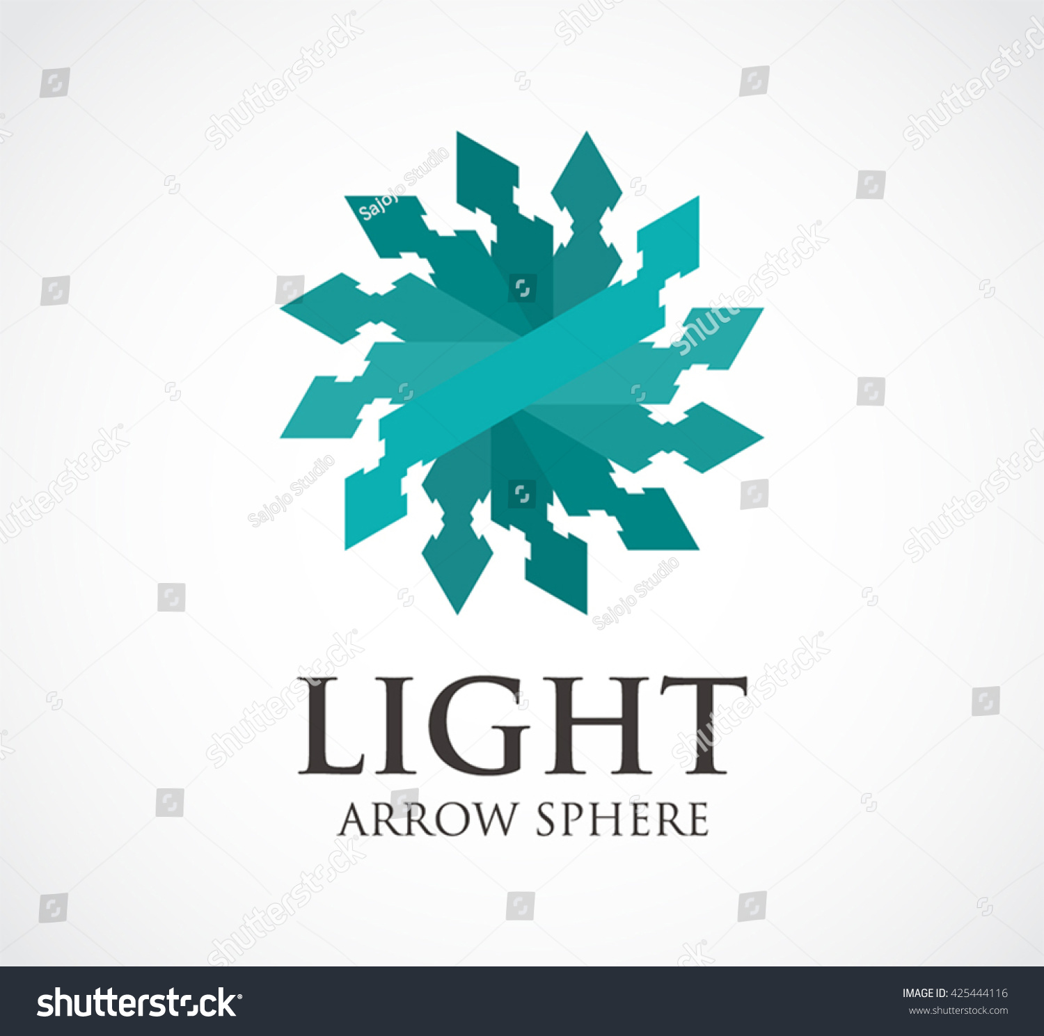Light sphere arrow motion abstract vector stock vector 425444116 light sphere of arrow motion abstract vector and logo design or template circular business icon of buycottarizona Choice Image