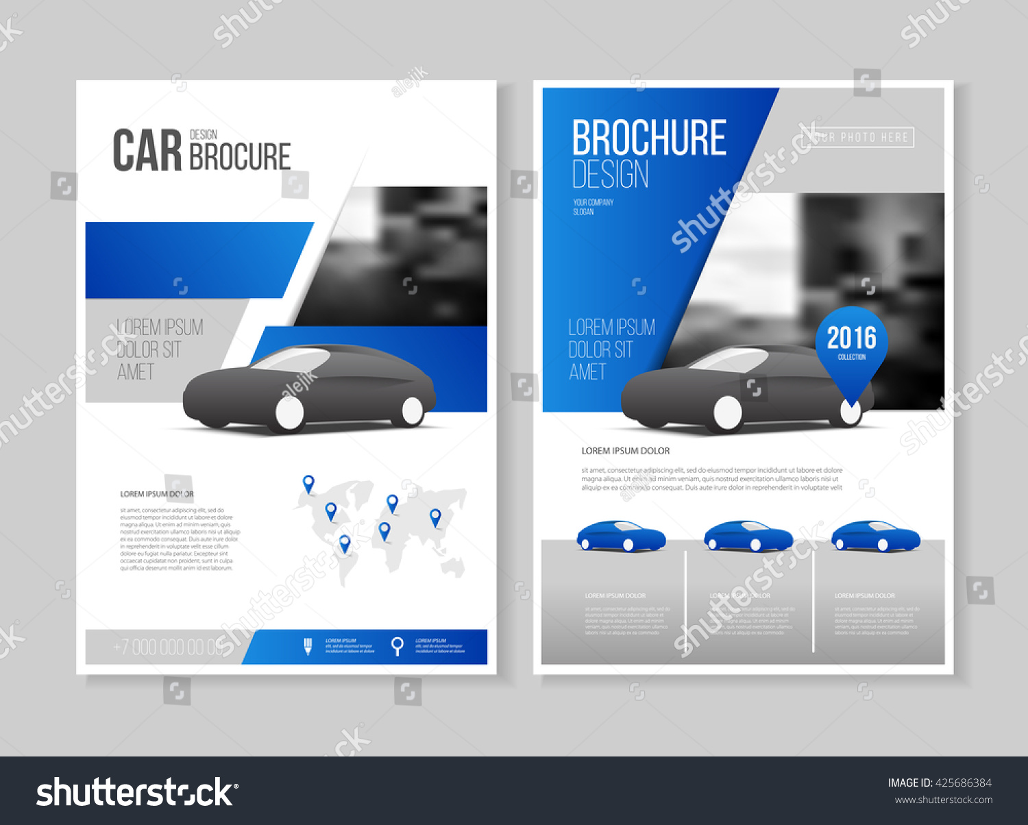 Auto repair business plan ppt example
