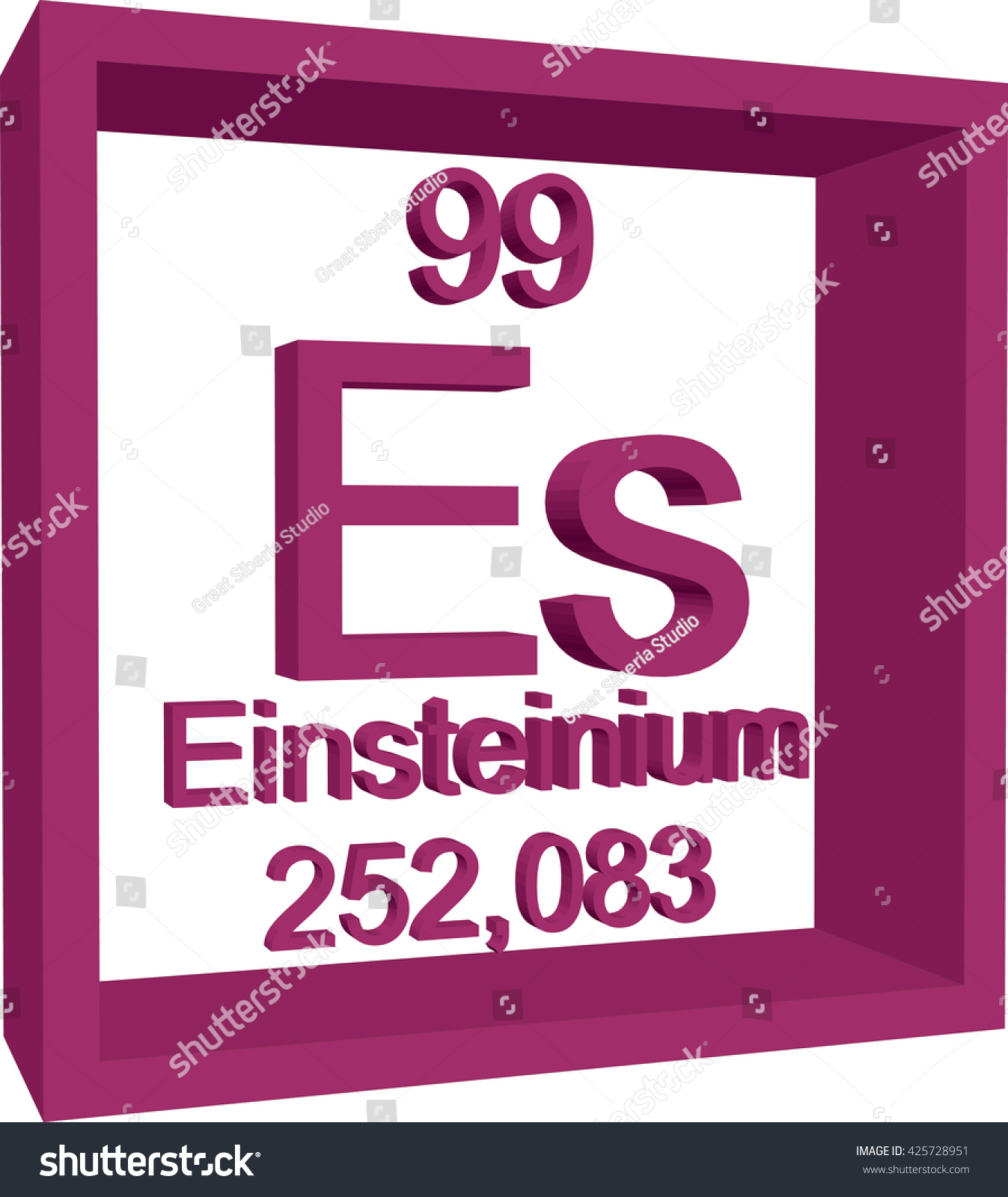 Periodic table cl gallery periodic table images einsteinium on the periodic table aviongoldcorp periodic table elements einsteinium stock vector 425728951 gamestrikefo gallery gamestrikefo Gallery