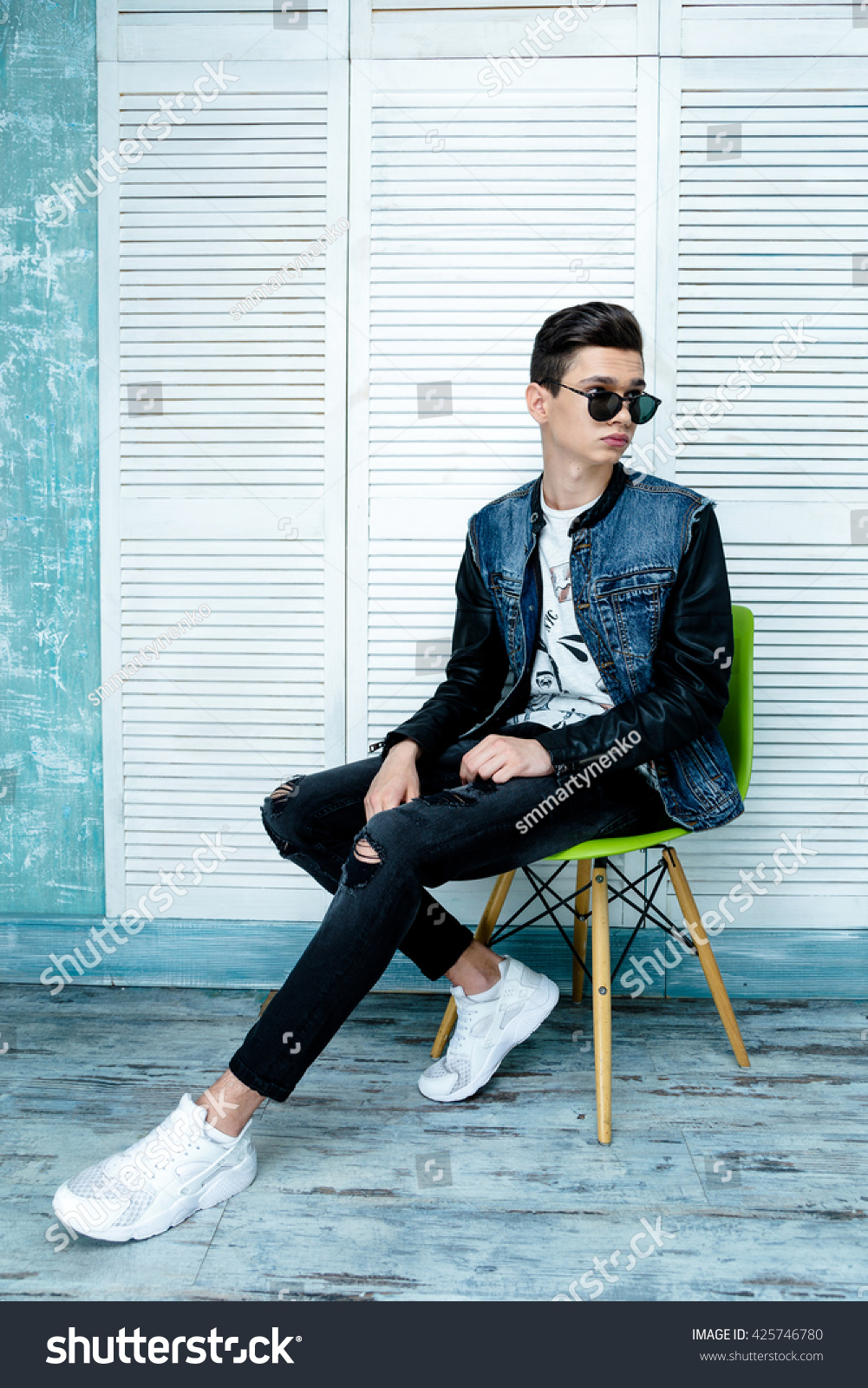 to wear - Model stylish boy video