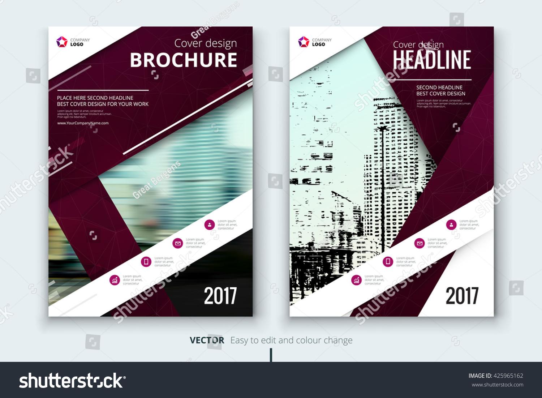 online brochure templates