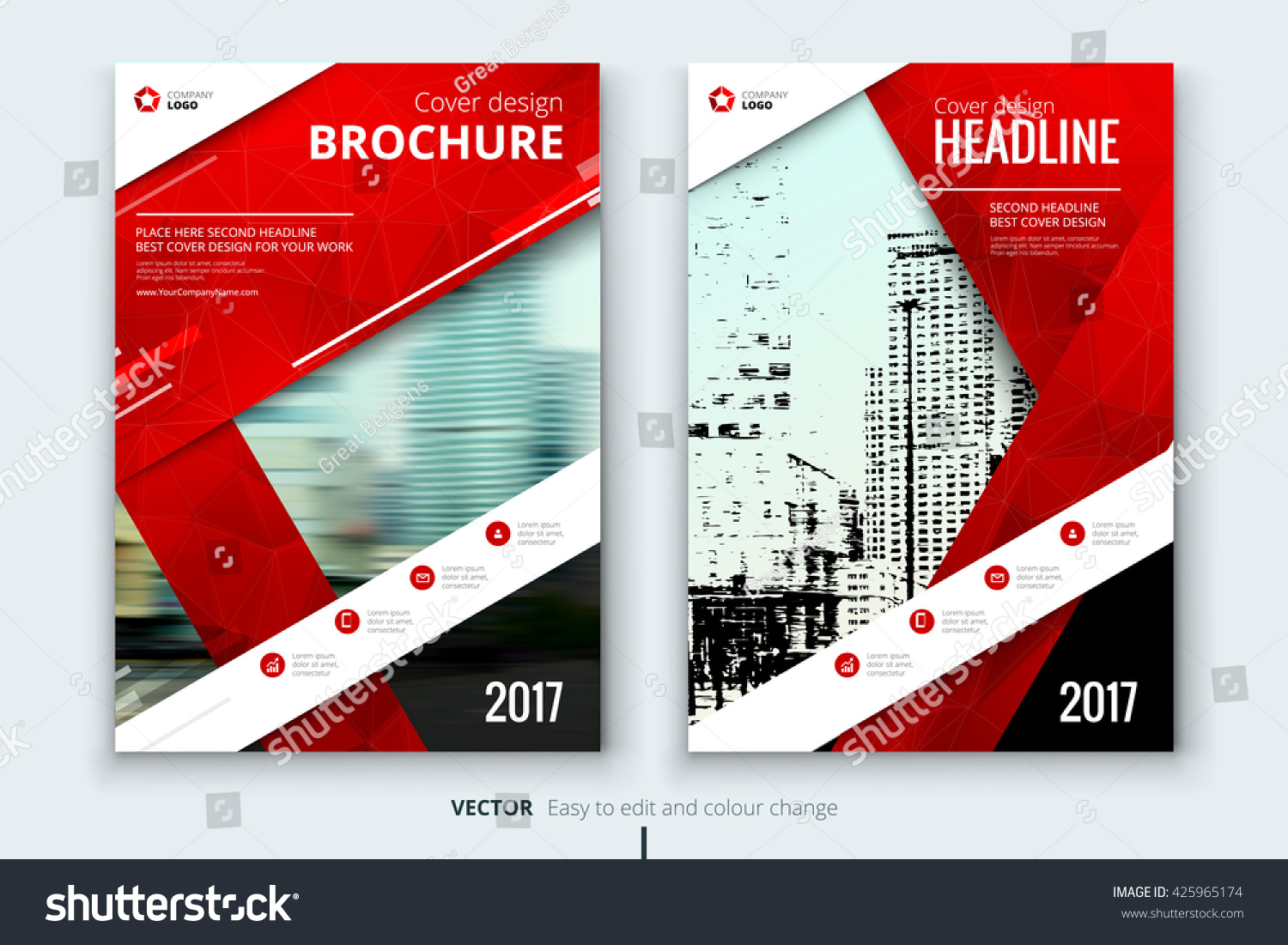 red cover design annual report catalog stock vector 425965174 red cover design for annual report catalog or magazine book or brochure booklet