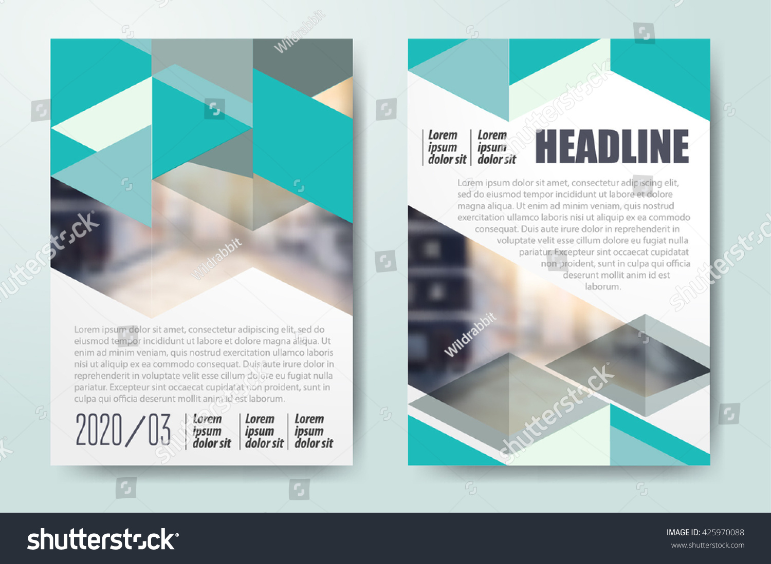 Book Cover Design Application : Brochure template design book cover layout stock vector