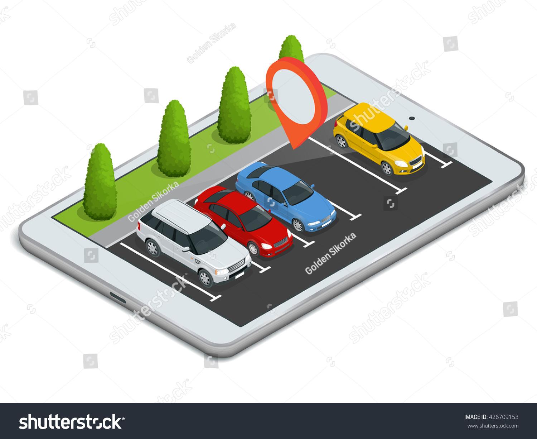 City If Golden Parking App