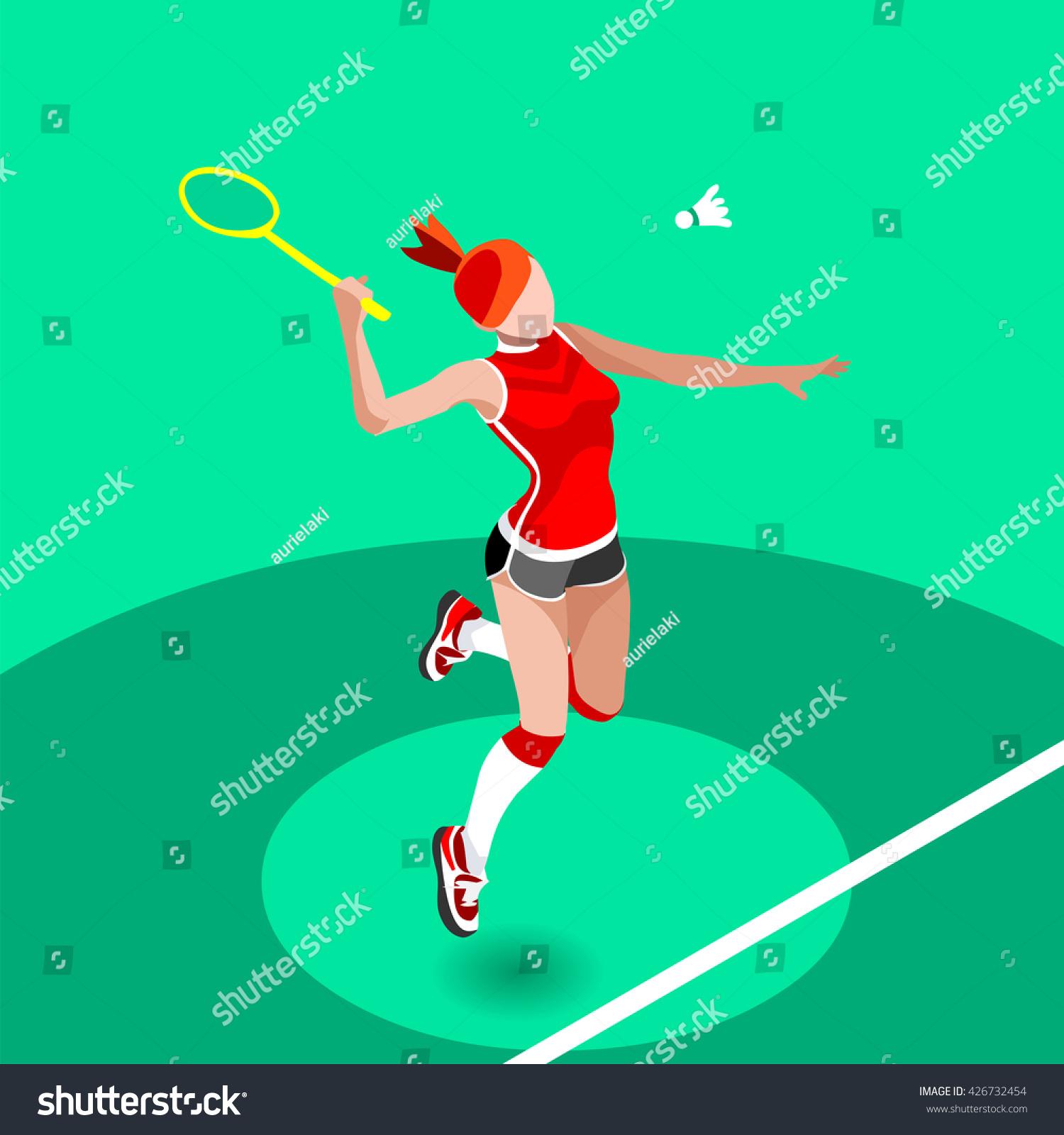 Squash sport icon