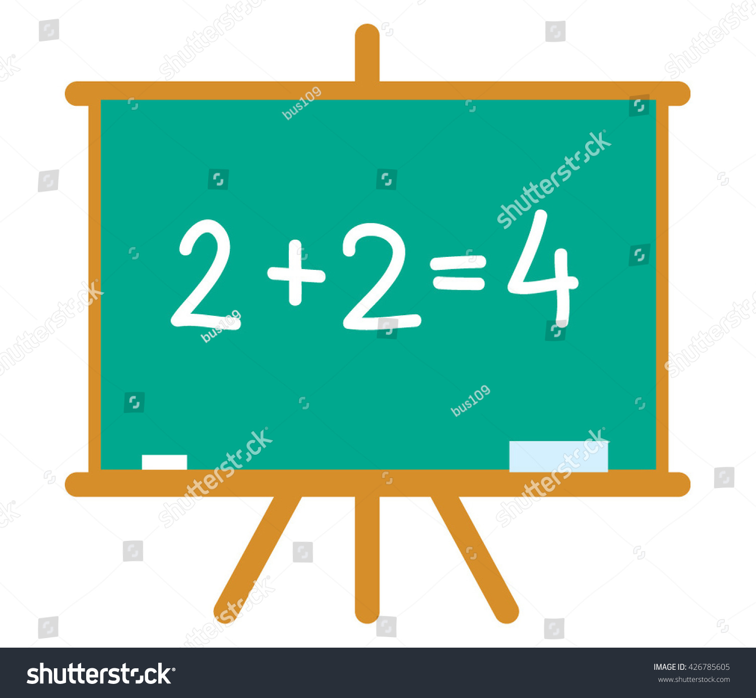 school board chalk vector illustration 224 stock vector 426785605 rh shutterstock com chalk vector free chalk vectors team