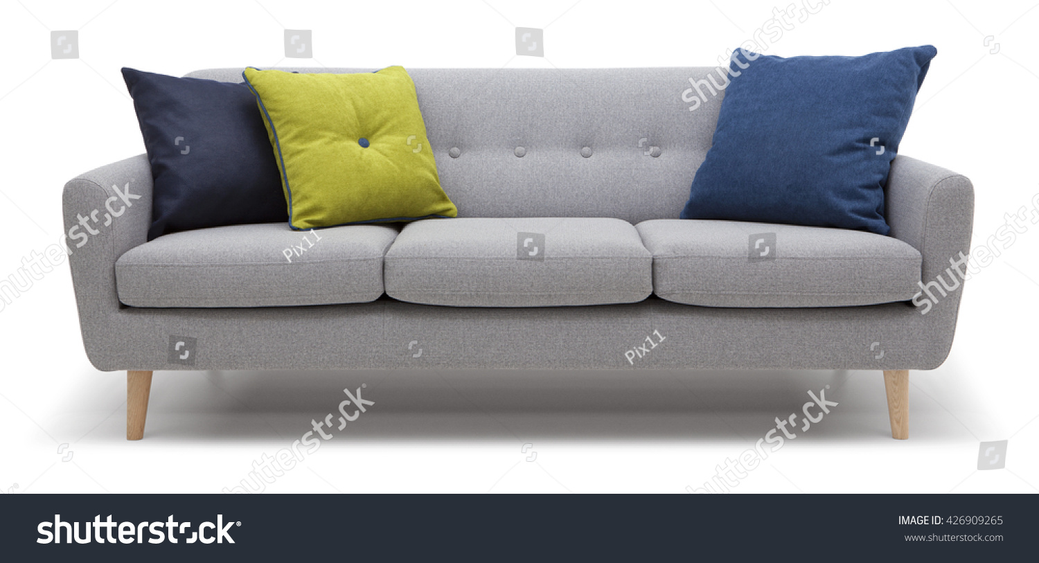 Picture of: Modern Sofa Stock Photo Edit Now 426909265