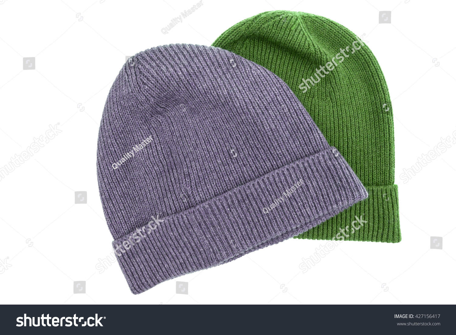 6ae021c05eb Top View Flat Lay Hipster Beanie Stock Photo (Edit Now) 427156417 ...
