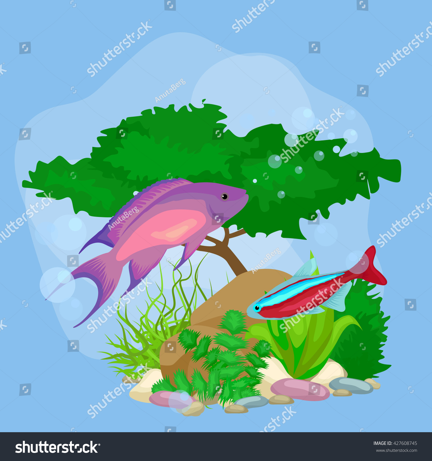 Cartoon Tropical Fish Swimming Nature Undersea Stock Vector ... on home cooking designs, home park designs, home gardening designs, home decor designs, home glass designs, home beach designs, home plans designs, home construction designs, home water feature designs, home lake designs, home library designs, home entertainment designs, home school designs, florida home designs, home archery range designs, home art designs, home salt designs, home dog kennel designs, home castle designs, home cafe designs,