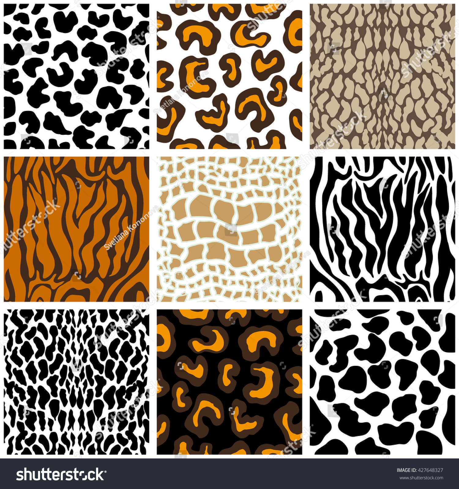 animal skin patterns seamless - photo #41