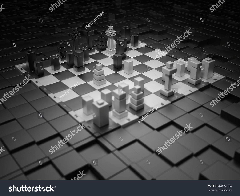 Futuristic Chess Set 100 Futuristic Chess Set Womans Mans