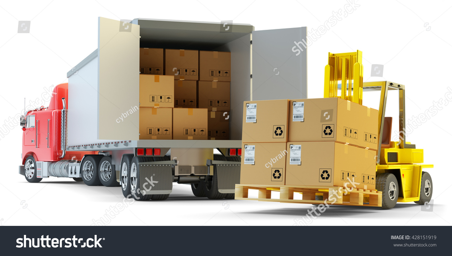 How to organize a dispatch office for cargo transportation