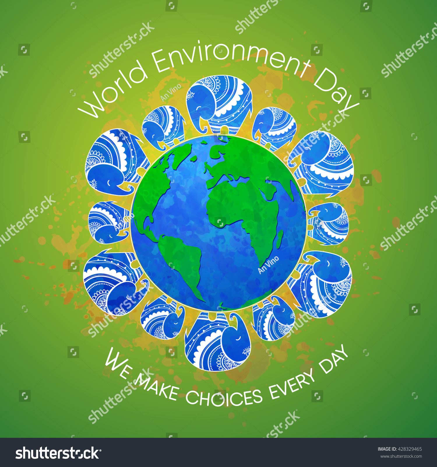 Poster design environment day - World Environment Day Concept Design For Banner Print Poster Greeting Card