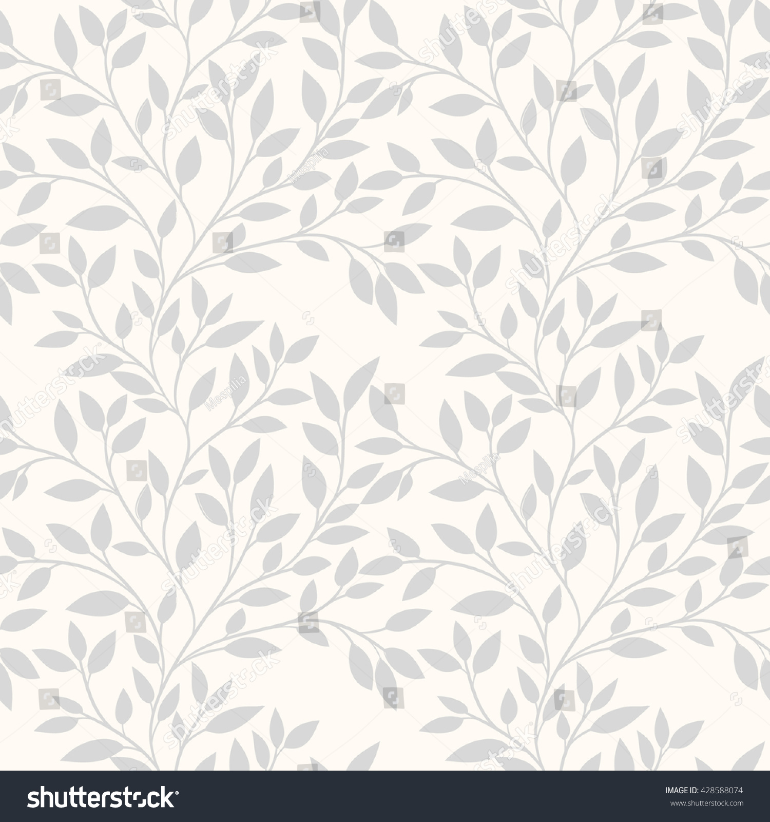 Floral seamless pattern can be used for wallpaper, website background, textile printing. Hand