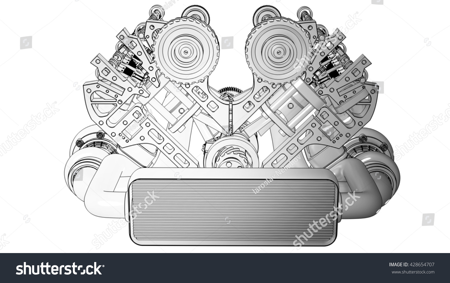 Beautiful Simple Engine Diagram Gallery - The Best Electrical ...