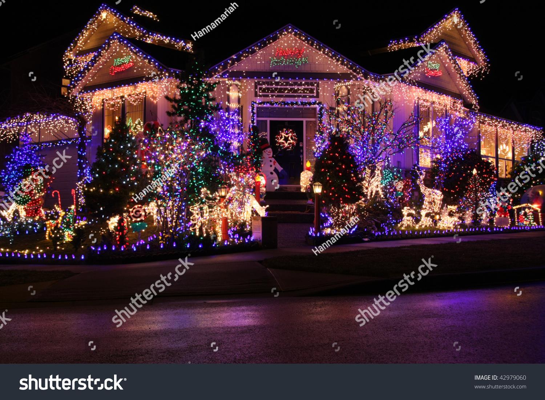 Beautiful christmas lights - Beautiful Christmas Lights Display Preview Save To A Lightbox